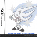 The adventures of Hyper Sonic Box Art Cover