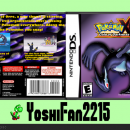 Pokemon XD Gale of Darkness DS Box Art Cover