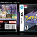 Pokemon PureCrystal Version Box Art Cover