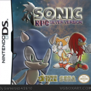 Sonic RPG Silver version Box Art Cover