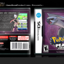 Pokemon Diamond and Pearl Versions Box Art Cover