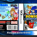 Sonic Adventure DX Directors Cut Box Art Cover