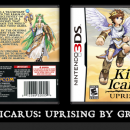 Kid Icarus: Uprising Box Art Cover