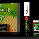 NEW Super Mario World DS Box Art Cover
