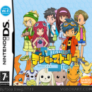Digimon Story: Lost Evolution Box Art Cover