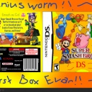 Super Smash Brothers DS Box Art Cover
