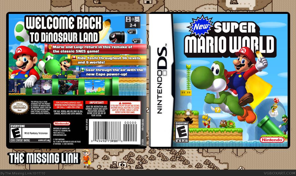 New Super Mario Bros 2 Ds Rom