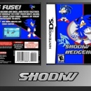 Shodiw the Hedgehog Box Art Cover