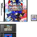 Sonic Adventure Collection Box Art Cover