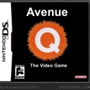 Avenue Q the Video Game Box Art Cover