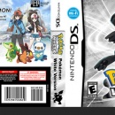 Pokemon White Version Box Art Cover