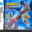 Sonic Riders DS Box Art Cover