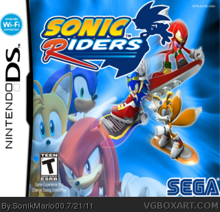 Sonic Riders Ds Download