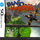 Banjo-Kazooie DS Box Art Cover