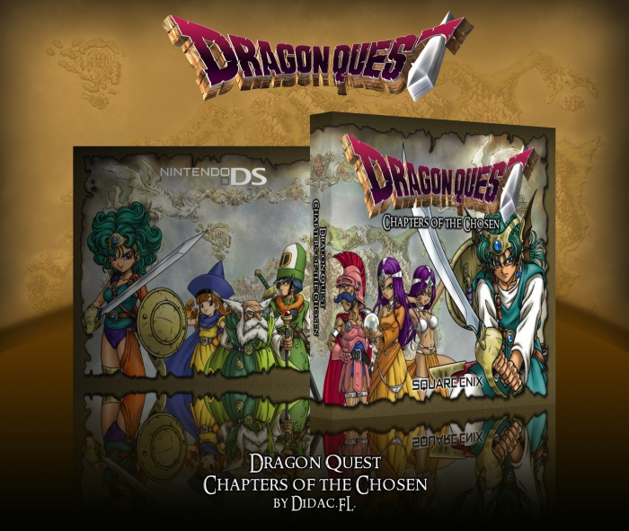 Nintendo DS » Dragon Quest: Chapters of the Chosen Box Cover ? ?