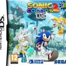 sonic colours 2 ds Box Art Cover