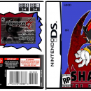 Shadow the hedgehog ds(this all i got so far) Box Art Cover