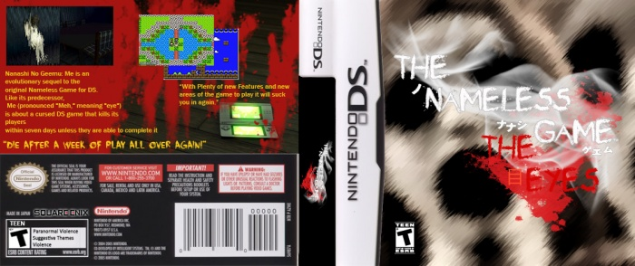 The Nameless Game Ds