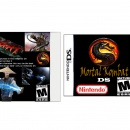 Mortal Kombat DS Box Art Cover
