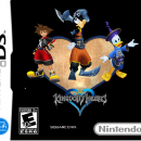 Kingdom Hearts DS Box Art Cover