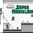 Super Mario Land DS Box Art Cover