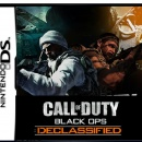 Call Of Duty Black Ops DS Box Art Cover