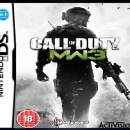 Modern Warfare 3 NDS Box Art Cover