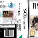 Final Fantasy 1 2 & 3 Triple Pack Box Art Cover