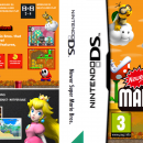Newer Super Mario Bros. DS Box Art Cover