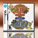 The Legend of Zelda: Oracle of Seasons/Time  Ds Box Art Cover