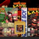 Donkey Kong Land 2 Box Art Cover