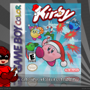 Christmas Kirby Box Art Cover