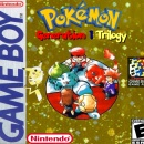 Pokemon Generation 1 Trilogy Box Art Cover