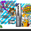 Sonic Pinball Party Box Art Cover