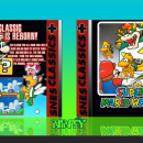 Super Mario World (SNES Classics) Box Art Cover
