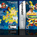 Mario Party Advance Box Art Cover