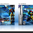 Metroid: Zero Mission Box Art Cover