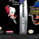 Sonic Advevnture: advance Box Art Cover