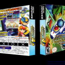 Megaman battle network 4.5 Box Art Cover