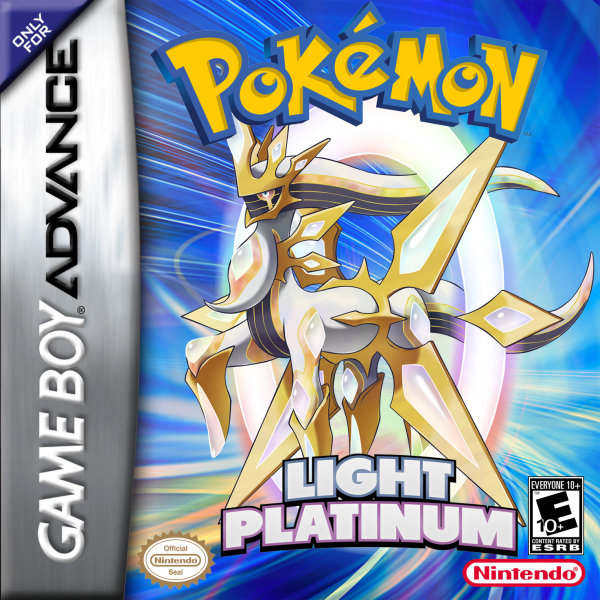 Pokemon Light Platinum Images Pokemon Images