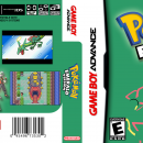 Pokemon Emerald Version Minimalist Box Art Cover