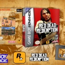 Red Dead Redemption Advance Box Art Cover