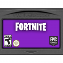 Fortnite (GBA) Box Art Cover