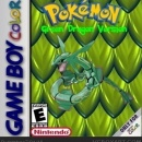 Pokemon Green Dragon Version Box Art Cover