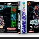 Metal Gear Ghost Babel/ Metal Gear Solid Box Art Cover