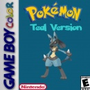 Pokemon Teal Version Box Art Cover
