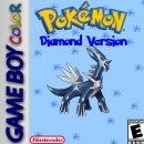Pokemon Diamond Version Box Art Cover