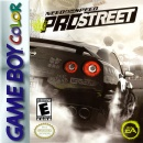Need for Speed Pro Street Box Art Cover