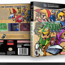 The Legend of Zelda: Four Sword Adventures Box Art Cover