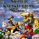 Super Smash Bros. Melee 2 Box Art Cover